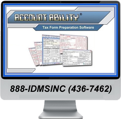 SSA approved software to print and efile forms W-2, W-3, W-2C and W-3C
